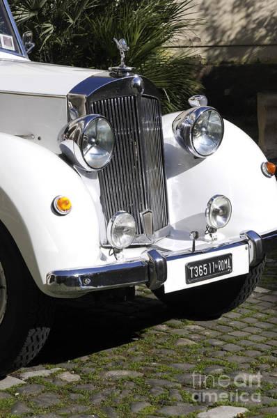 Photograph - Luxurious Rolls Royce by Brenda Kean