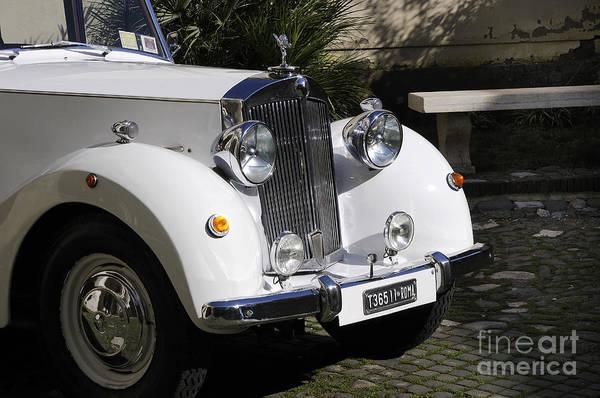 Photograph - Luxury Rolls Royce by Brenda Kean