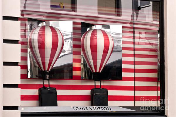 Photograph - Lv Hot Air Balloons 01 by Rick Piper Photography