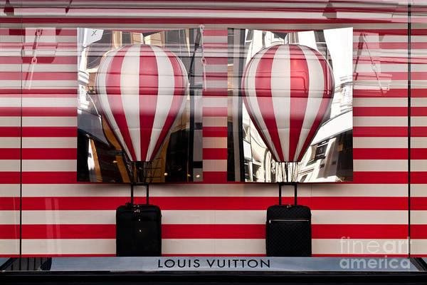 Photograph - Lv Hot Air Balloons 04 by Rick Piper Photography