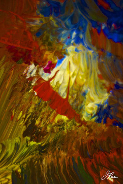 Painting - Intuitive Painting  212 by Joan Reese