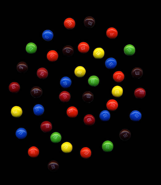 Photograph - M And M Candy 3 by Marilyn Hunt