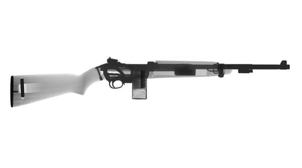 Calico M100 Photograph - M1 Carbine X-ray Photograph by Ray Gunz