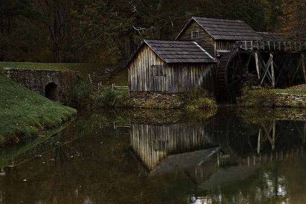 Photograph - Mabry Mill Revisited by Jonas Wingfield
