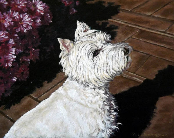Painting - Mac by Linda Becker