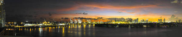 Photograph - Macarthur Causeway Bridge by Gary Dean Mercer Clark