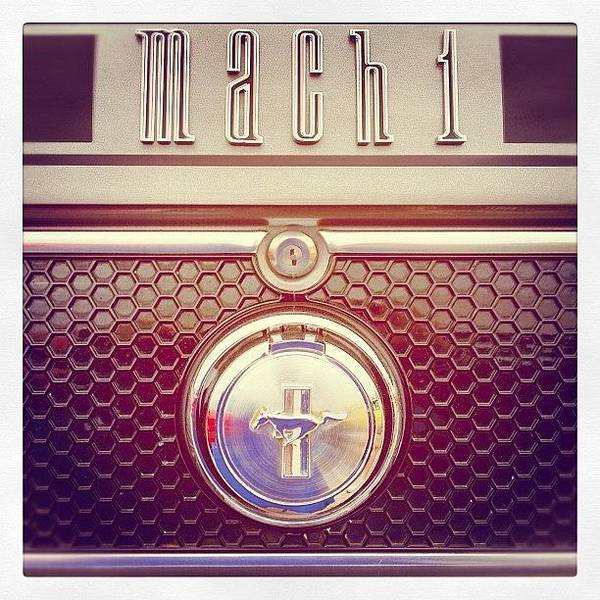 Landmark Wall Art - Photograph - Mach 1 by Mike Maher
