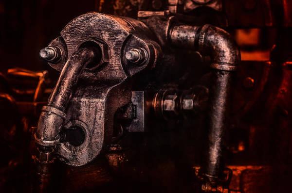 Photograph - Machine Head by Brad Koop