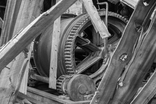 Photograph - Machine Precision by Fran Riley