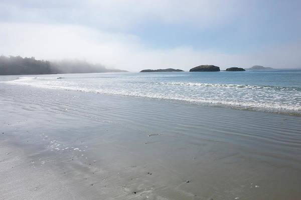 Vancouver Island Photograph - Mackenzie Beach Near Tofino, Vancouver by Altrendo Nature