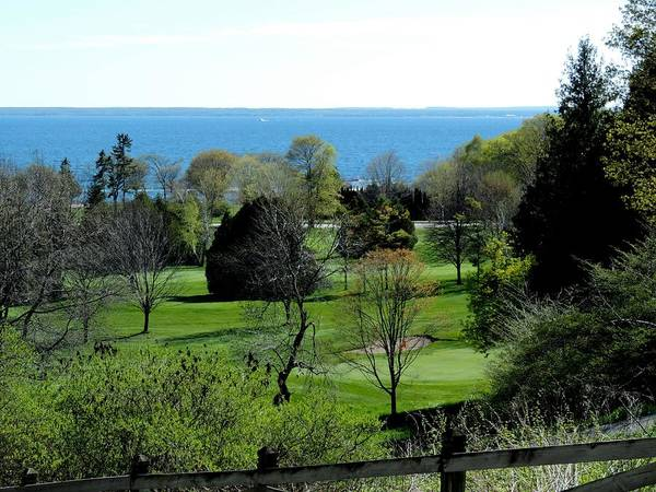 Photograph - Mackinac Island Springtime by Keith Stokes