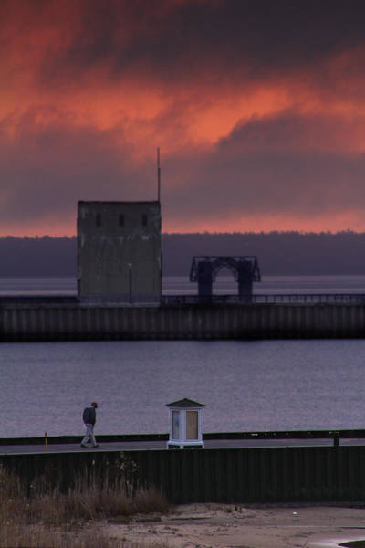 Photograph - Mackinaw City Michigan by Scott Hovind
