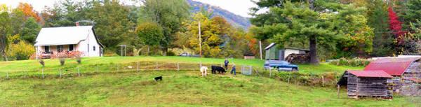 Photograph - Mac's Farm In Balsam Grove 2 by Duane McCullough