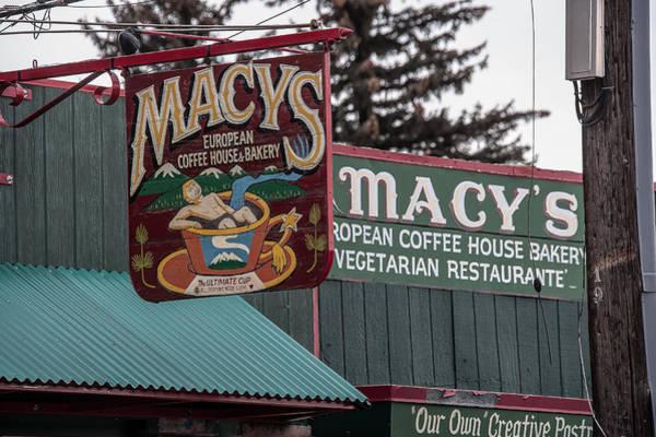 Photograph - Macy's Flagstaff by Steven Lapkin