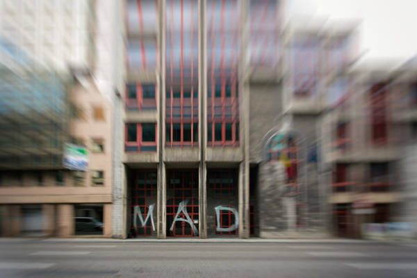 Wall Art - Photograph - MAD by Lauri Novak