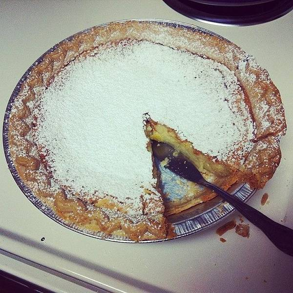 Photograph - Made A Few Delicious Lemon Bar Pies by Mary Wilkinson