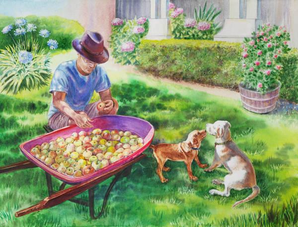 Painting - Made In Usa by Irina Sztukowski