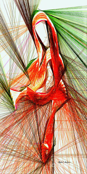 Digital Art - Madonna And Child by Rafael Salazar