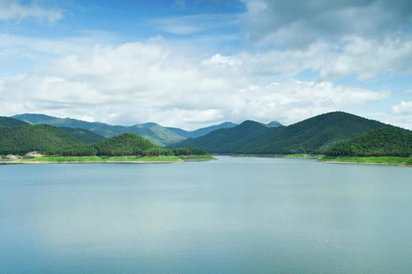 Chiang Mai Province Photograph - Mae Kuang Dam, Chiang Mai Northern by Edenexposed
