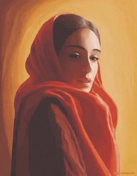 Painting - Maeror by Sophia Schmierer