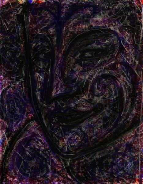 Drawing - Maestro by Rachel Scott