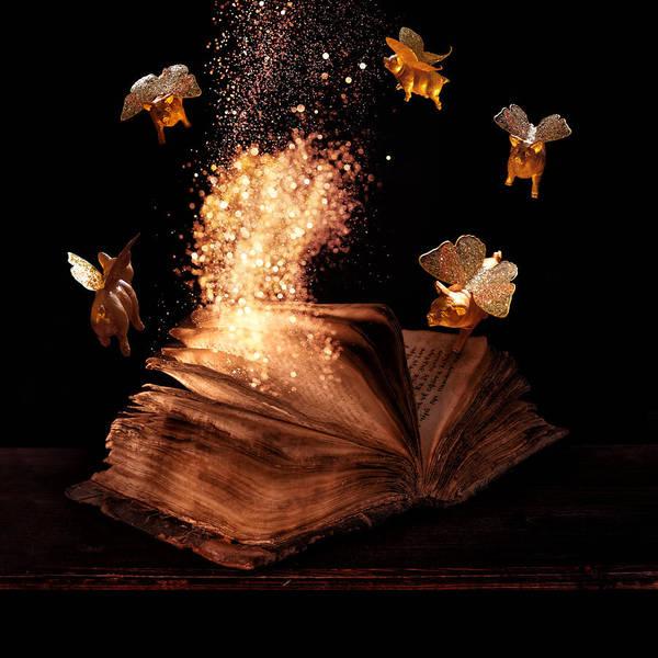 Wall Art - Photograph - Magic Book  by Floriana Barbu