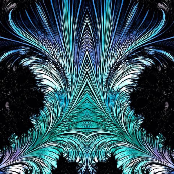 Digital Art - Magic Doors by Jeff Iverson