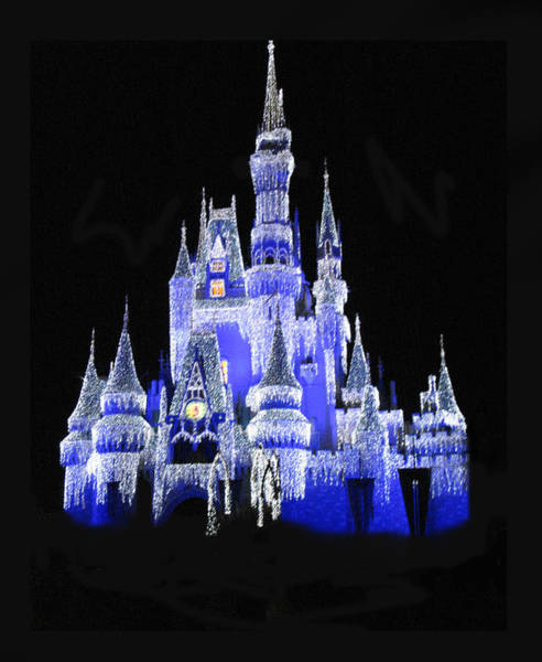 Wall Art - Photograph - Magic Kingdom by Art Spectrum