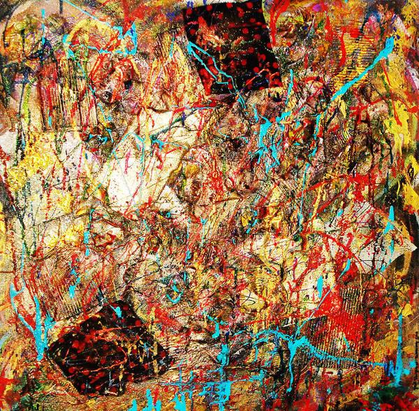 Painting - Magic Love by Yael VanGruber