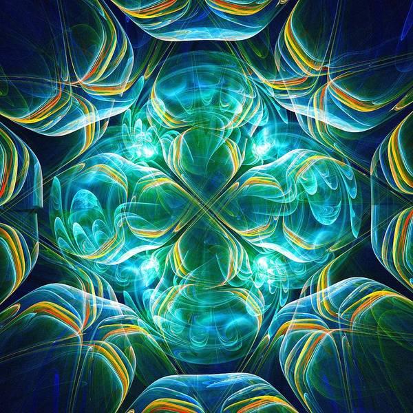 Digital Art - Magic Mark by Anastasiya Malakhova