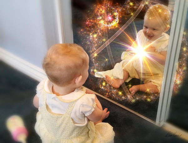 Photograph - Magical Child by Diana Haronis
