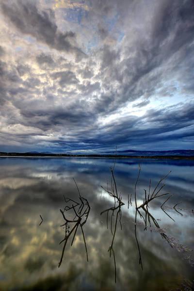 Photograph - Magical Lake - Vertical by Ivan Slosar