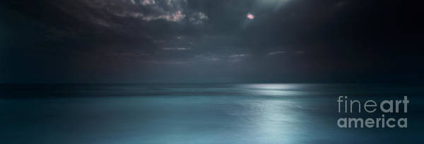 Wall Art - Photograph - Magical Night On The Beach by Marco Crupi
