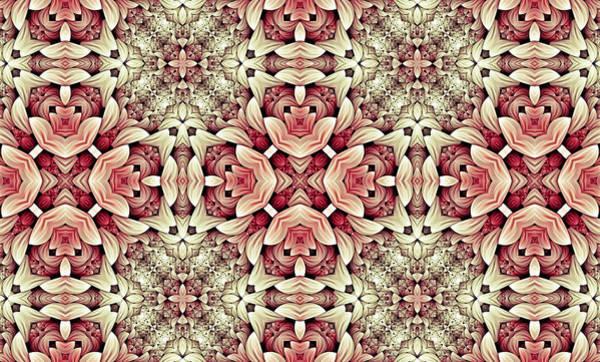 Algorithm Digital Art - Magical Spring by Georgiana Romanovna