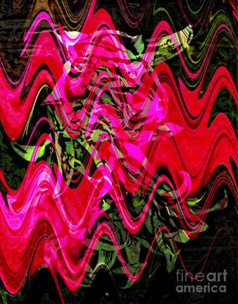 Digital Art - Magnet by Yael VanGruber