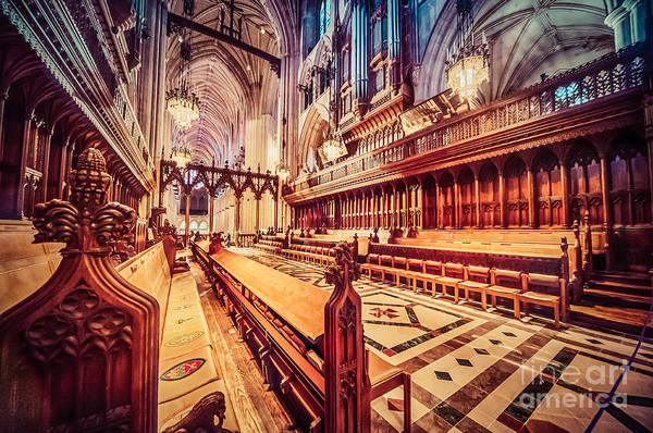 Photograph - Magnificent Cathedral by Ray Warren