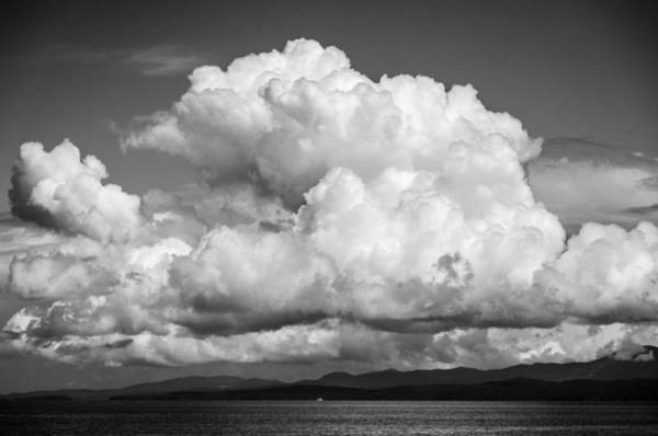 Photograph - Magnificently Cloudy  by Roxy Hurtubise