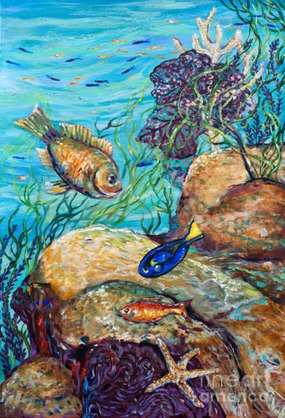Maho Bay Left Art Print