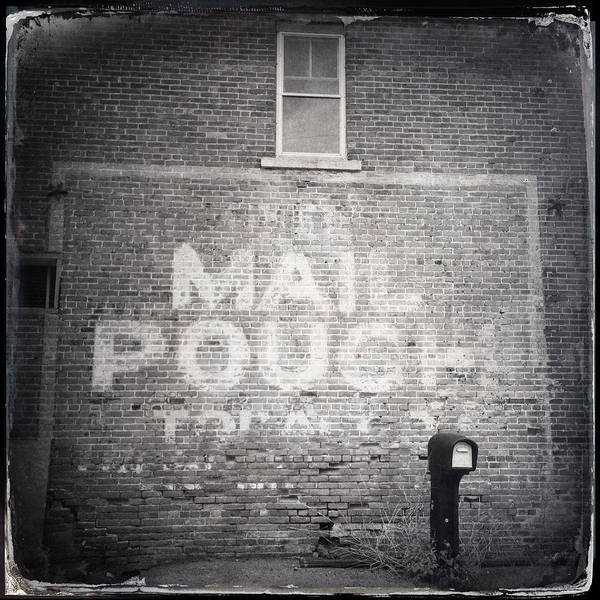 Photograph - Mail Pouch Tobacco by Natasha Marco