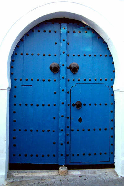 Photograph - Mail Slotted Door by Donna Corless