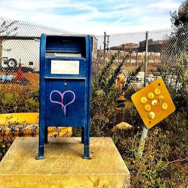 Wall Art - Photograph - Mailbox by Julie Gebhardt