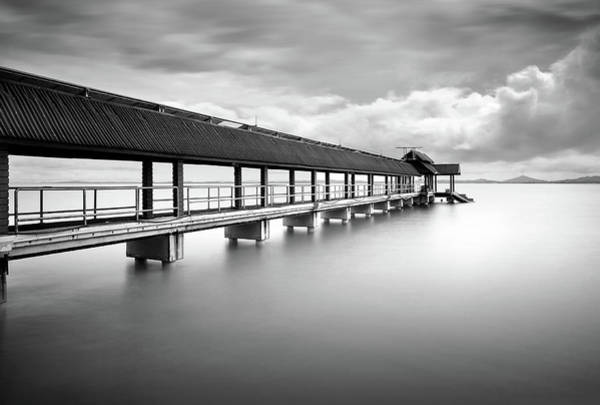 Wall Art - Photograph - Main Jetty by Photography By Azrudin