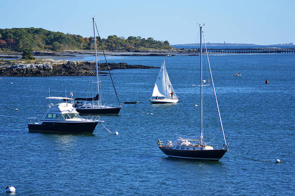 Photograph - Maine Portsmouth Harbor Fort Mcclary by Toby McGuire