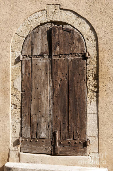 Lourmarin Photograph - Maison by Bob Phillips