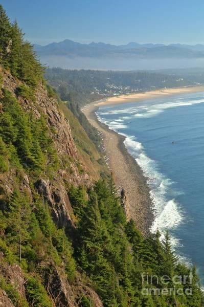 Photograph - Majestic Oregon View by Adam Jewell