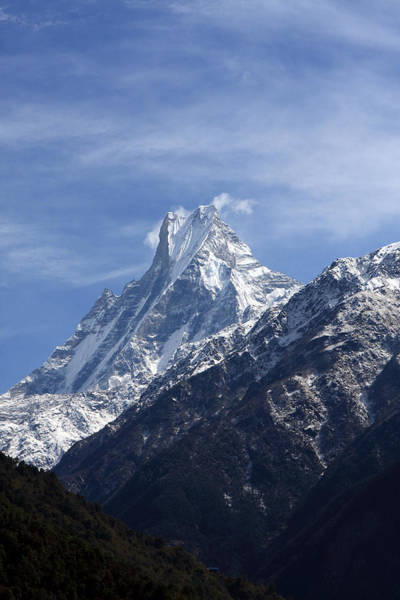 Photograph - Majetic Peak by Aidan Moran