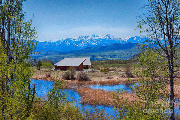 Photograph - Majestic Views Of Mt Gardner Landscape Art By Omaste Witkowski  by Omaste Witkowski