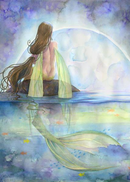 Sara Painting - Majesty by Sara Burrier