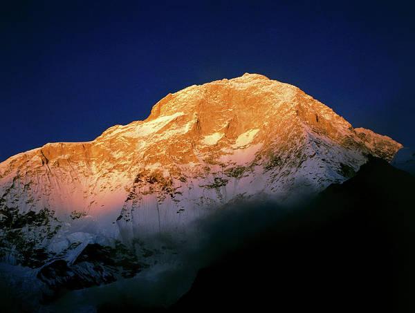 Nepal Wall Art - Photograph - Makula by Simon Fraser/science Photo Library
