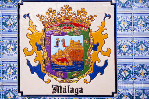 Photograph - Malaga Civic Pride by Brenda Kean
